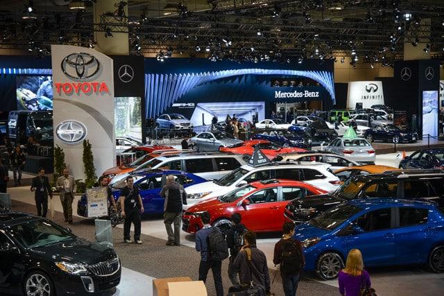 The Canadian International Autoshow