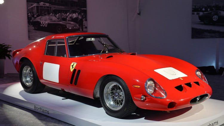 Ferrari 250 - The most Expensive Car Ever Sold