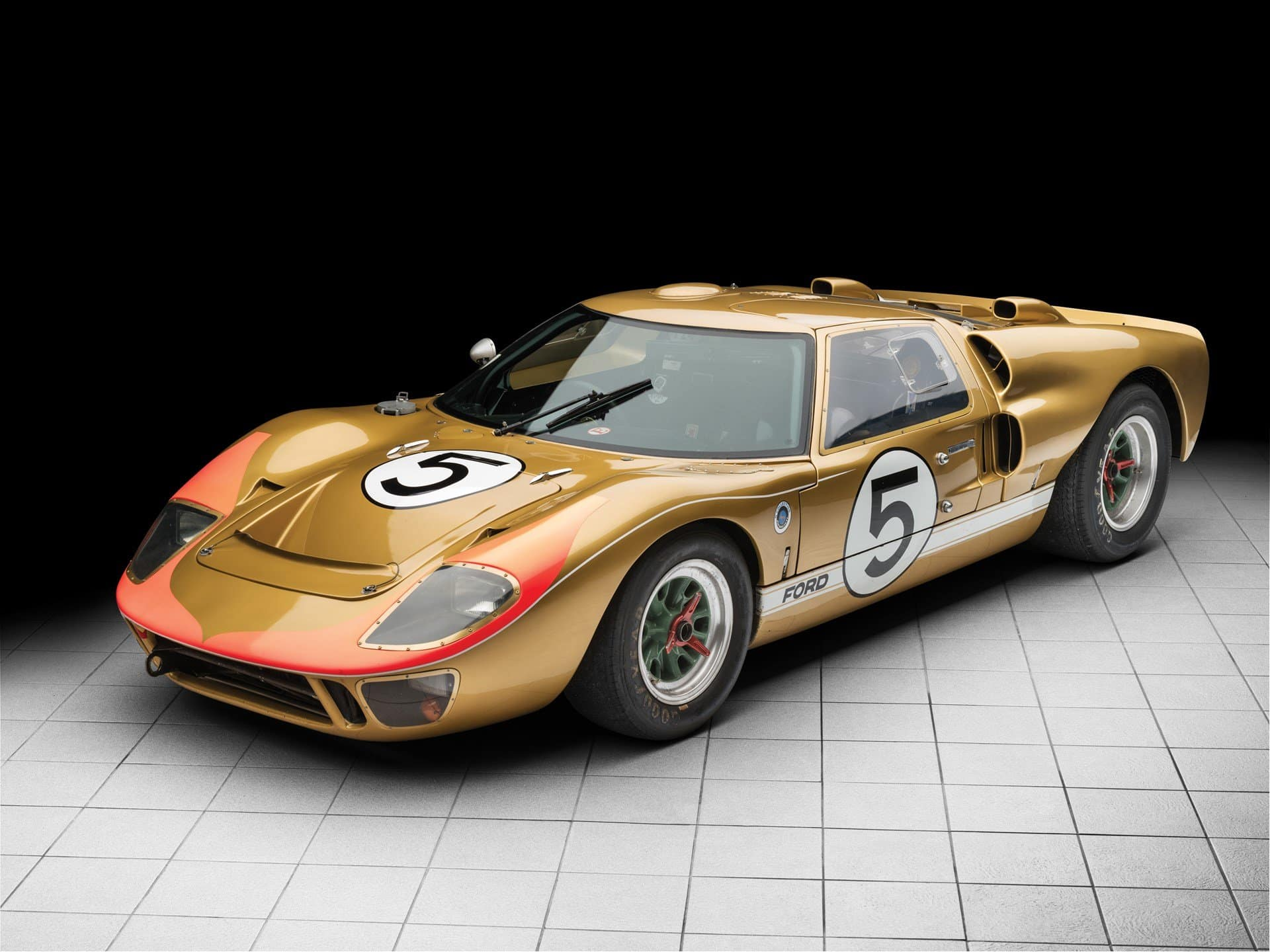 The most expensive Ford ever sold