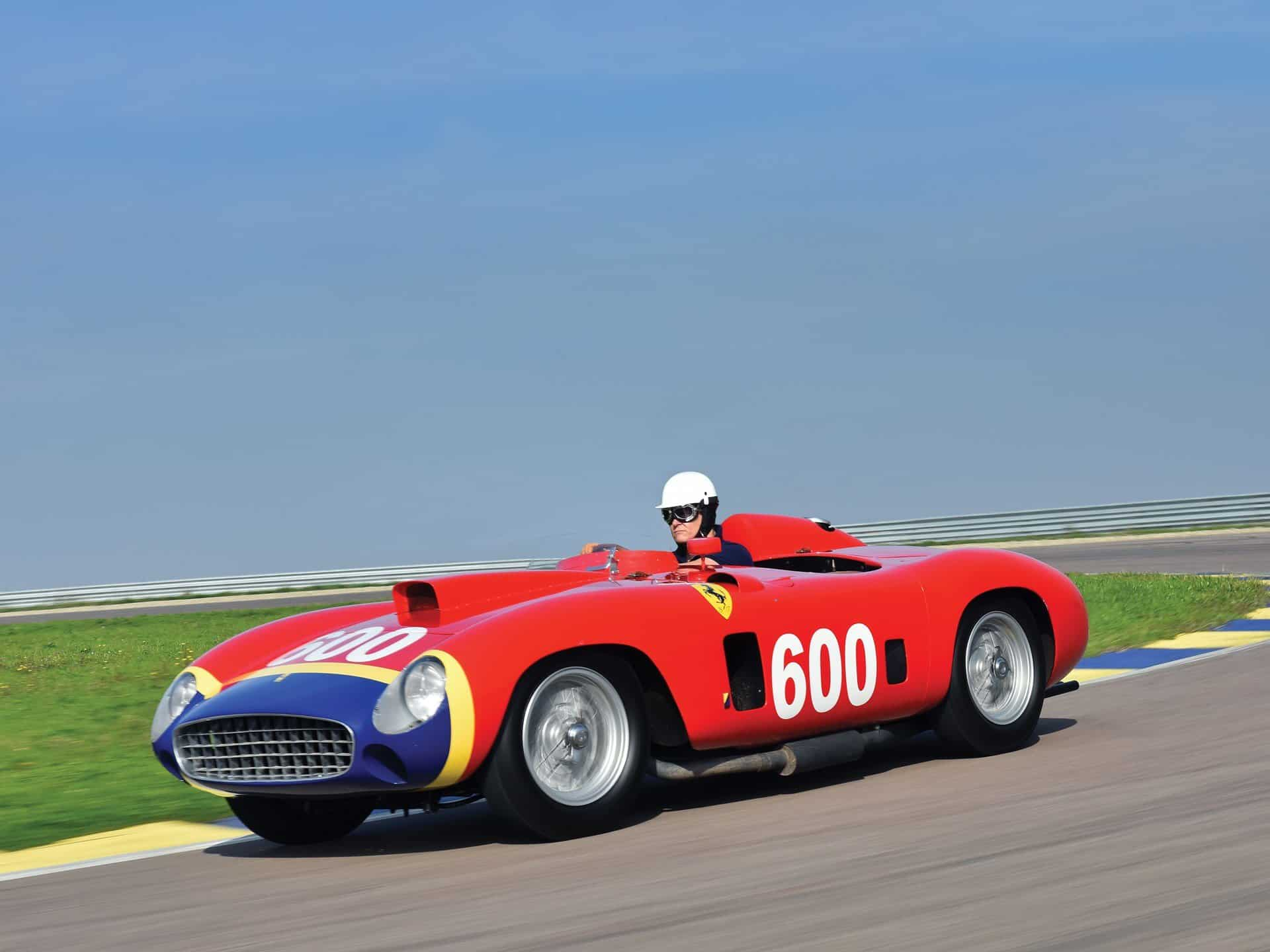 Ferrari 1956 - One of the most expensive cars ever sold