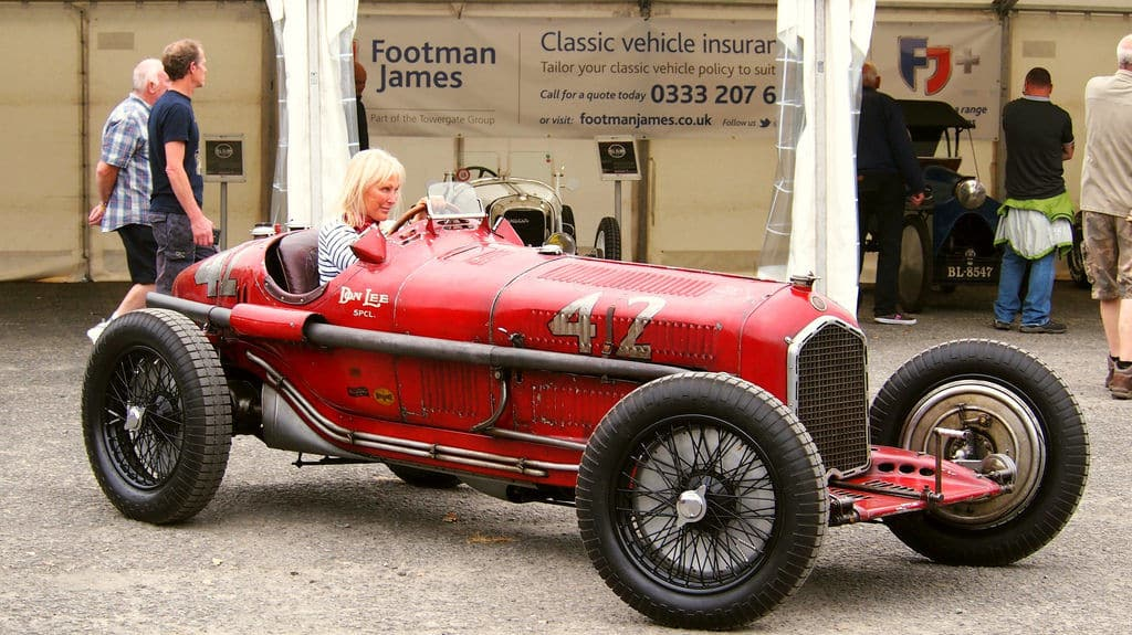 One of the most expensive alfa Romeo cars ever sold