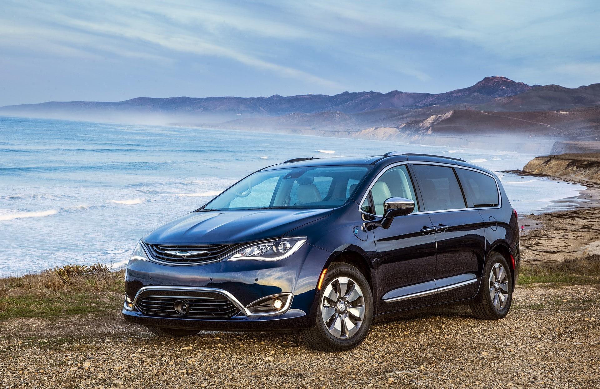 Fuel Efficient Chrysler Pacific Hybrid