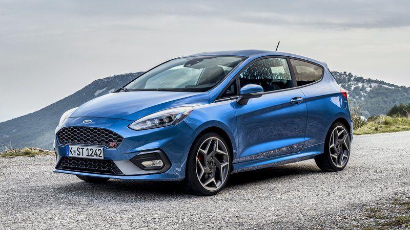 Fuel Efficient Ford Fiesta
