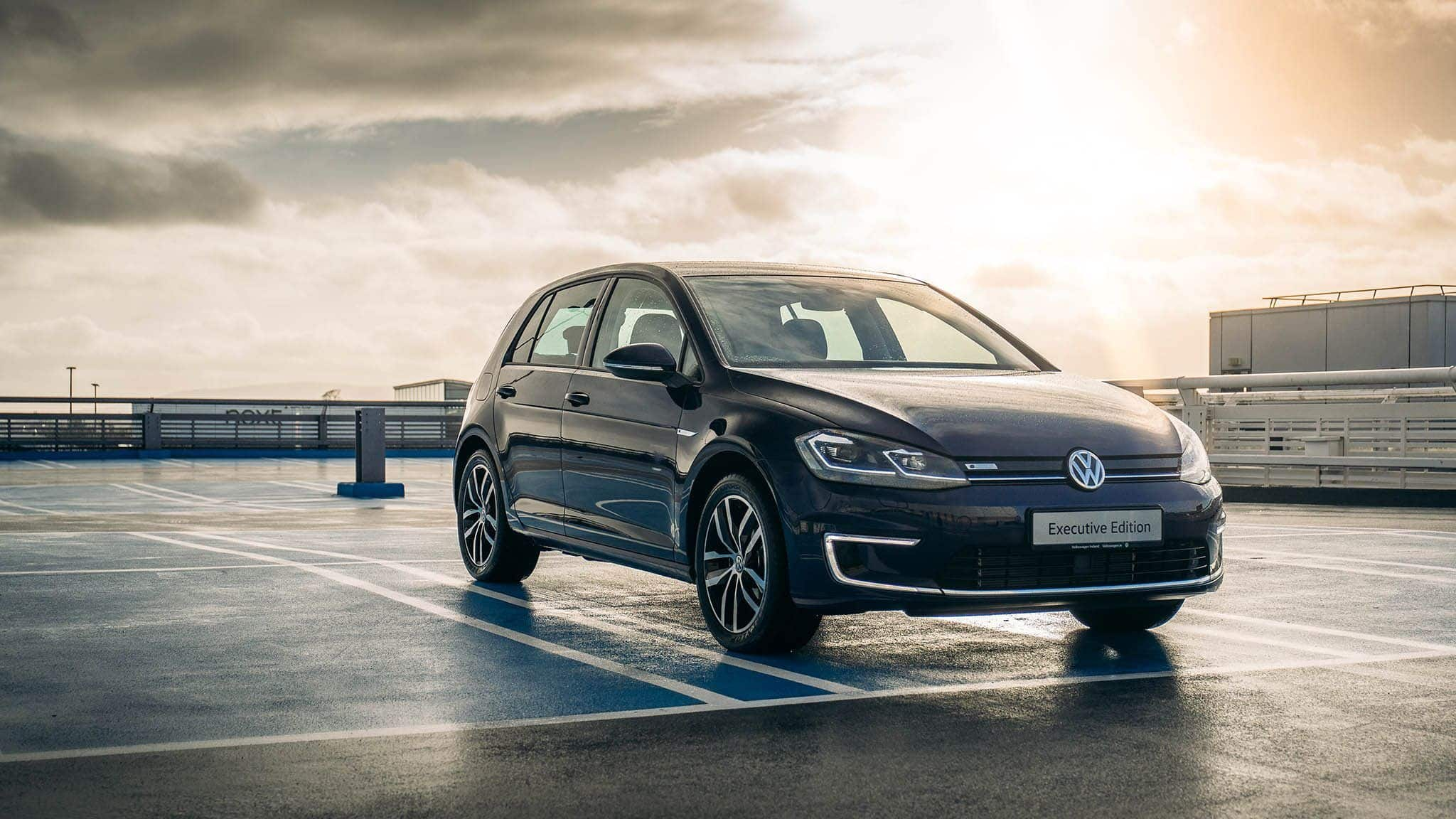 Fully Electric & Fuel Efficient Type-E Volkswagen Golf