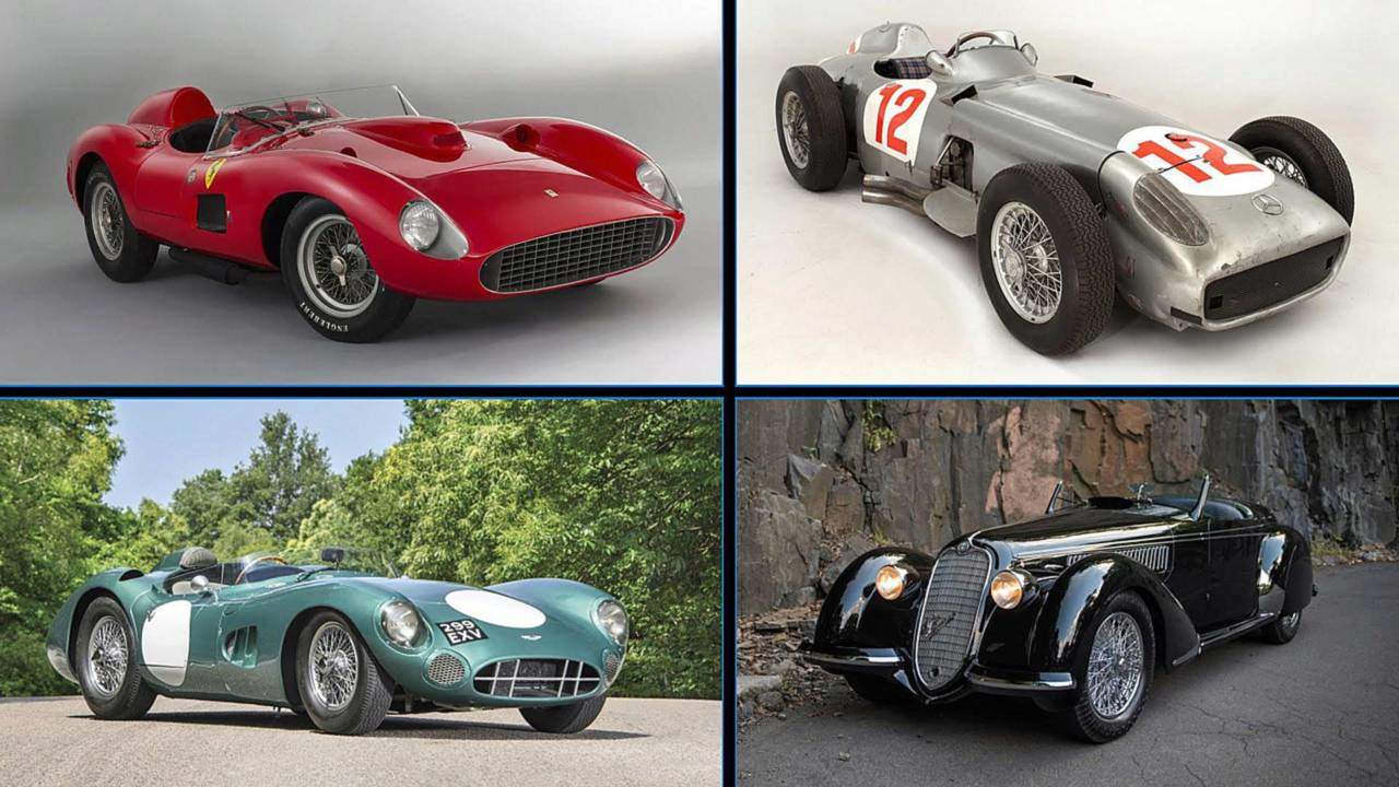 Photo of Most Expensive Cars Ever sold – Top 10