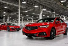 2020 Acura TLX Review, Pricing, & Specs