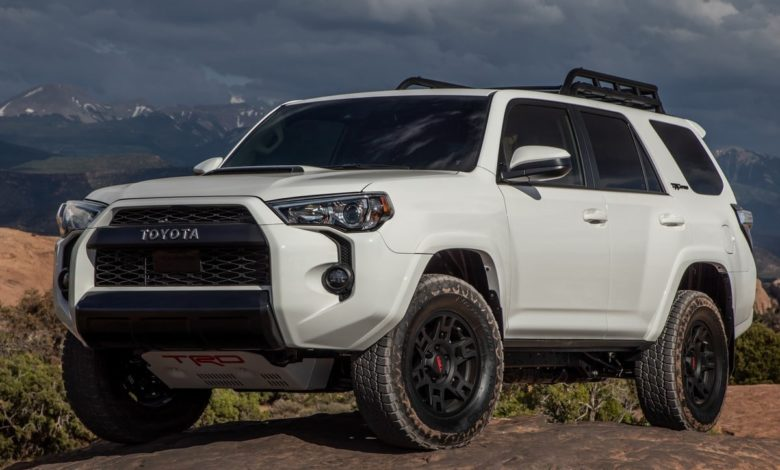 2020 Toyota 4Runner Review, Pricing, & Specs