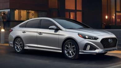 2019 Hyundai Sonata Review, Pricing, & Specs