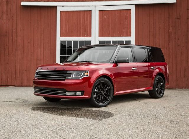 2019 Ford Flex Review, Pricing, & Specs