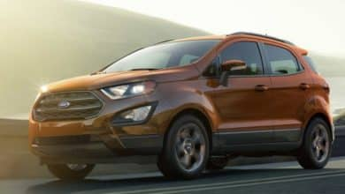 2020 Ford Ecosport Review, Pricing, & Specs