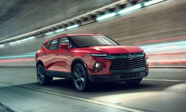 Chevrolet Blazer 2020 Review & Lease Deals