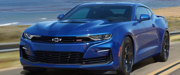 Chevrolet Camaro 2020 Review & Lease Deals
