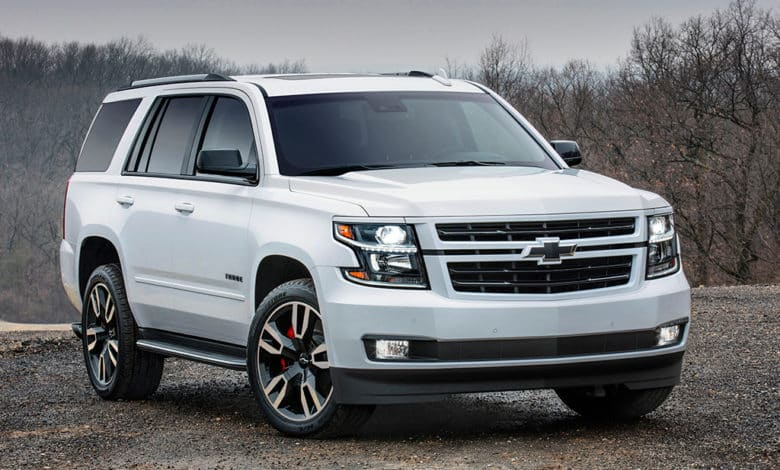 2020 Chevrolet Tahoe Review & Lease Deals