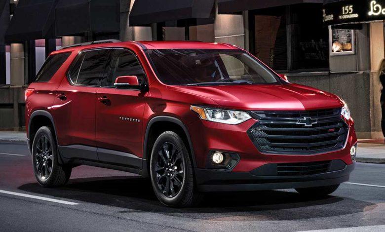 2020 Chevrolet Traverse Review & Lease Deals