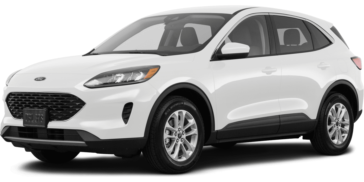 2020 Ford Escape Dealer Cost Report