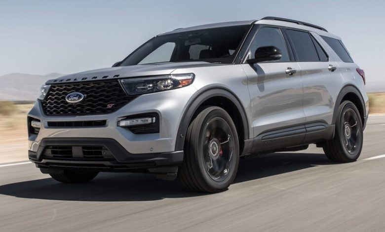 2020 Ford Explorer Review, Pricing, & Spec