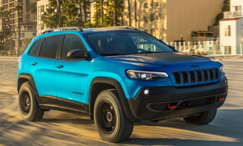 2020 Jeep Cherokee Review, Pricing, & Specs