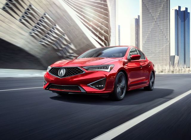 2020 Acura ILX Review, Pricing, & Specs
