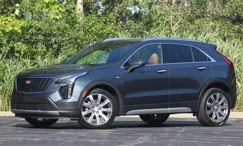 2020 Cadillac XT4 Lease & Review