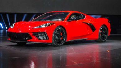 2020 Chevrolet Corvette Lease & Finance Specials