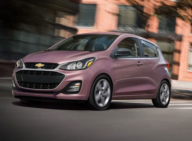 2020 Chevrolet Spark Review & Lease Deals In Ontario
