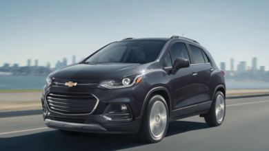 Chevrolet Trax 2020 Review & Lease Specials