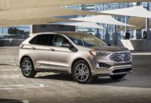 2020 Ford Edge Review, Pricing, & Specs