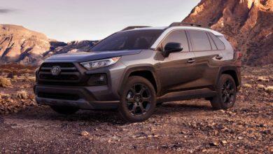 2020 Toyota Rav4 Review, Pricing, & Specs