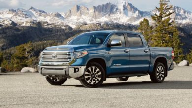 2020 Toyota Tundra Review, Pricing, & Specs