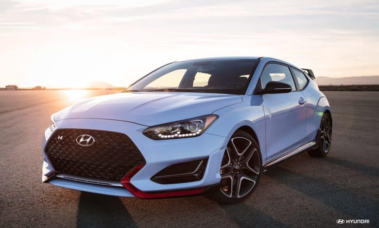2020 Hyundai Veloster Review, Pricing, & Specs