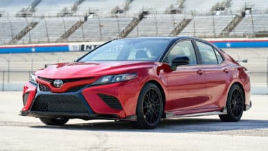 2020 Toyota Camry Review, Pricing, & Specs