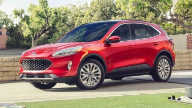 2020 Ford Escape Review, Pricing, & Specs