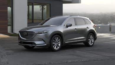2020 Mazda CX 9 Lease Deals