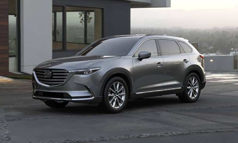 2020 Mazda CX 9 Lease Deals