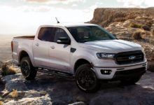 2020 Ford Ranger Review, Pricing, & Specs