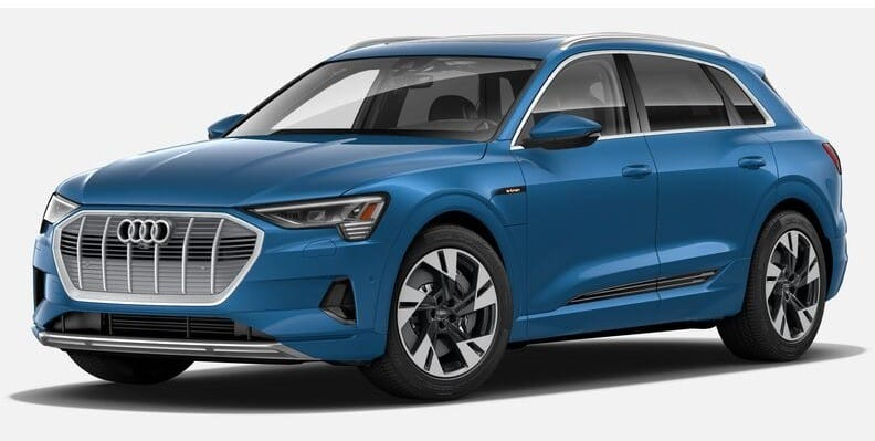 2019 Audi Etron is a great electric car deal