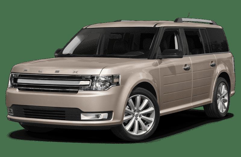 2020 Ford Flex Dealer Cost Report