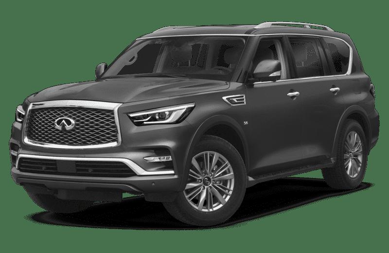 2020 Infiniti QX80 Dealer Pricing Report