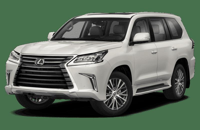 2020 Lexus LX 570 Dealer Pricing Report