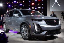 2020 Cadillac XT62020 Cadillac XT6 Review, Pricing, & Specs