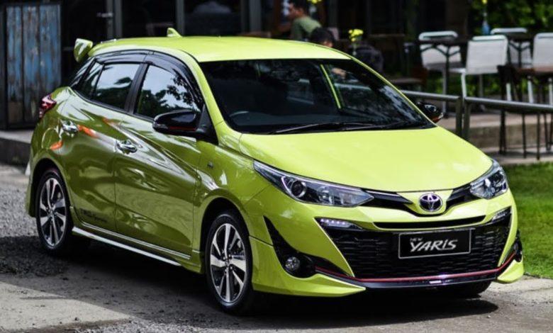 2020 Toyota Yaris Lease Deals Ontario