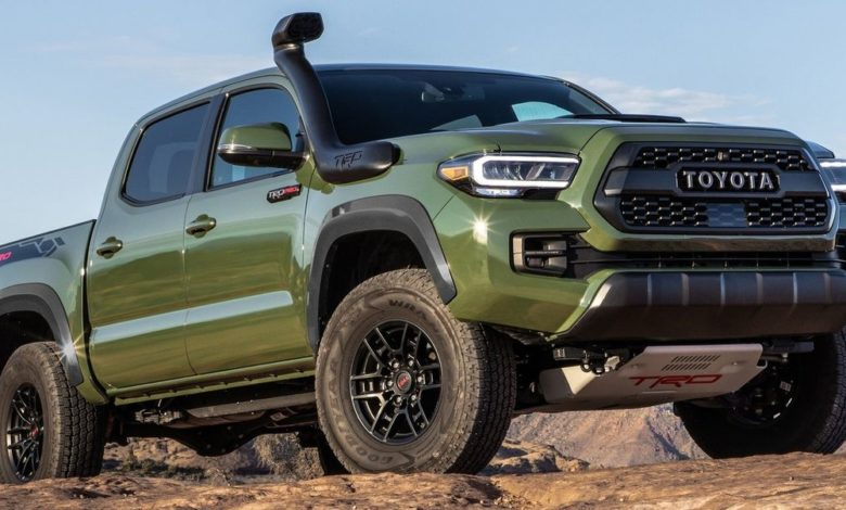 2020 Toyota Tacoma Review, Pricing, & Specs