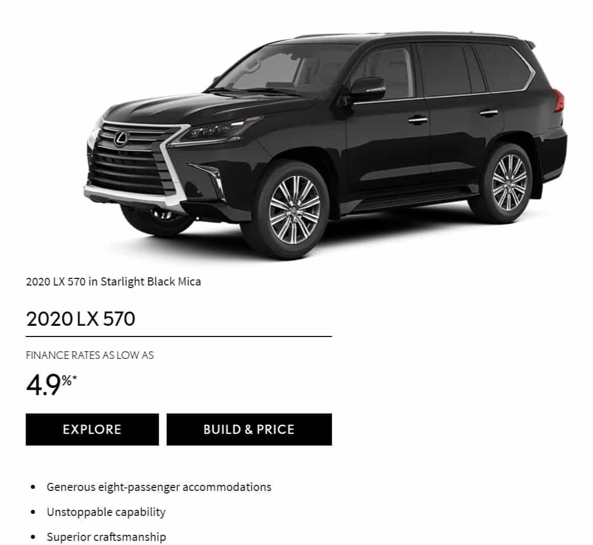 Best 7 Seater SUV Deals In Ontario