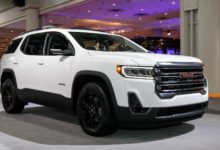 2020 GMC Acadia Review & Lease Deals