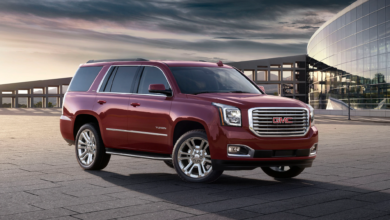 2020 GMC Yukon is one of Canada's best lease offers
