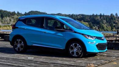 2020 Chevrolet Bolt Review & Lease Deals