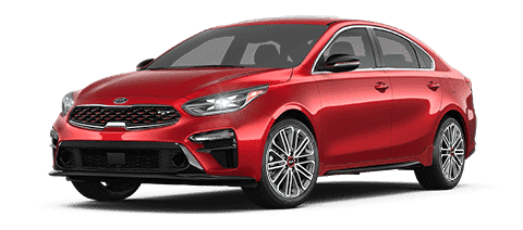 Best Seller from Last Month - 2020 Kia Forte Lease