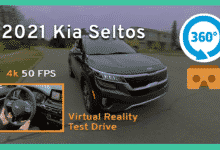Photo of 360° VR | 2021 Kia Seltos Review | Test Drive in 4K