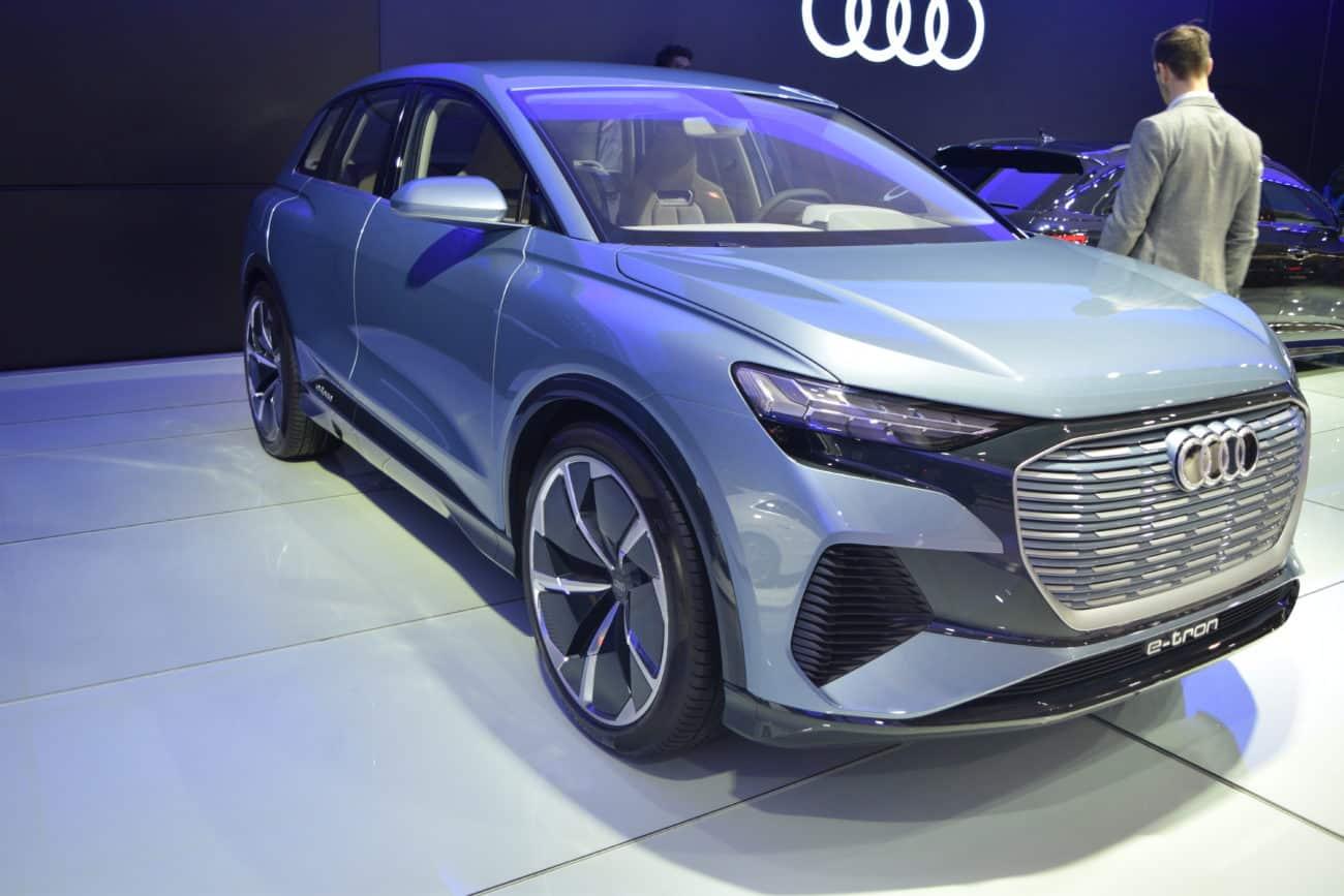 2020 Audi Etron