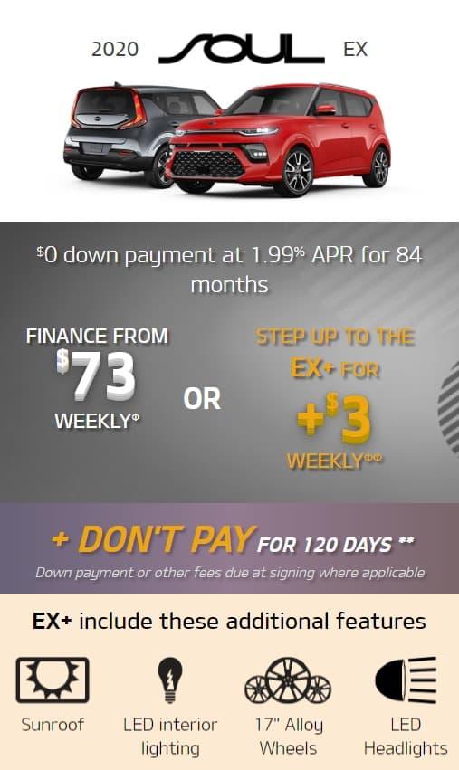 2020 Kia Lease Deals & Finance Offers